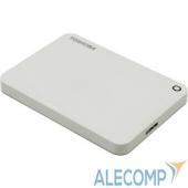 "HDTC810EW3AA Toshiba Portable HDD 1Tb Stor.e Canvio Conect II HDTC810EW3AA {USB3.0, 2.5"", белый}"