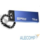 SP016GBUF2835V1B Silicon Power USB Drive 16Gb Touch 835 SP016GBUF2835V1B USB2.0, Blue
