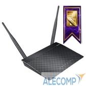 RT-N12VP ASUS RT-N12 (VP) WiFi Router (WLAN 300Mbps, 802.11bgn+4xLAN RG45 10/100+1xWAN) 2x ext Antenna