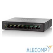 SF110D-08HP-EU Cisco SB SF110D-08HP-EU 8-Port 10/100 PoE Desktop Switch