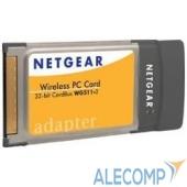 WG511EE NETGEAR WG511EE PCMCIA Wi-Fi адаптер 54Mbps