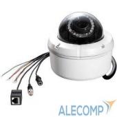 DCS-6510/EP D-Link DCS-6510/EP Внешняя купольная антивандальная сетевая камера с поддержкой PoE и ночной съемки