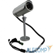 DCS-7110/UPA/B1A D-Link DCS-7110/UPA/B1A Внешняя сетевая HD-камера с поддержкой PoE и ночной съемки