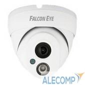 "FE-IPC-DL200P Falcon Eye FE-IPC-DL200P 2Мп уличная IP камера; Матрица 1/2.8"" SONY 2.43 Mega pixels CMOS; 1920x1080P*25k/с; Дальность ИК подсветки 10-15м; Объектив f"