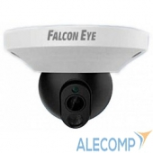 "FE-IPC-DWL200P Falcon Eye FE-IPC-DWL200P 2Мп купольная IP камера; Матрица 1/2.8"" SONY 2.43 Mega pixels CMOS; 1920x1080P*25k/с; Дальность ИК подсветки 10-15м; Объекти"
