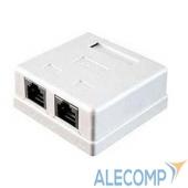 TMDU150 Neomax Разветвитель 100base-T RJ45 на 2 порта cat.5e TMDU150