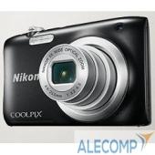 "VNA971E1 Nikon CoolPix A100 черный 20Mp 10x 2.7"" 720p SDXC /Li-Ion"