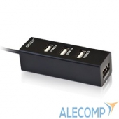 GR-474UB HUB GR-474UB Ginzzu USB 2.0 4 port, 1,1m cable