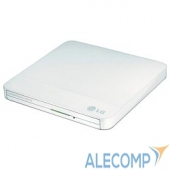 GP50NW41 LG GP50NW41 DVDRW, White, Slim External, USB2.0