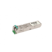 DEM-331T/20KM/DD DEM-331T/20KM/DD D-Link DEM-331T/20KM, WDM SFP Transceiver with 1 1000Base-BX-D port. DDM supportUp to 20km, single-mode Fiber, Simplex LC connector, Transmitting and Receiving wavelength: TX-1550nm, RX-1310nm, 3.3V