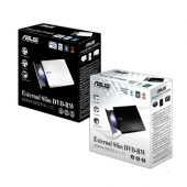 SDRW-08D2S-U LITE/DBLK/G/AS ASUS DVD-RW Slim External SDRW-08D2S-U LITE/DBLK/G/AS Black