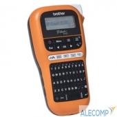 PTE110VPR1 Brother P-Touch PT-E110VP  Ручная профессиональная электронная система для печати наклеек  PTE110VPR1