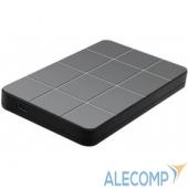 """3UB2P1C AgeStar 3UB2P1C USB 3.0 Внешний корпус 2.5"""" SATAIII HDD/SSD пластик, чёрный"""