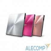SDRW-08U5S-U/PINK/G/AS ASUS DVD-RW Slim External SDRW-08U5S-U/PINK/G/AS, USB2.0, Pink