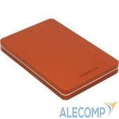 HDTH305ER3AA 500Gb Toshiba Canvio Alu  HDTH305ER3AA, USB3.0, Red