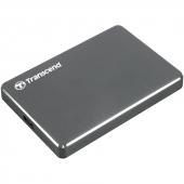 """TS1TSJ25C3N 1.0Tb Transcend Portable HDD StoreJet 2.5"""" (TS1TSJ25C3N), USB3.0"""
