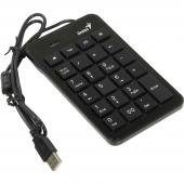 31300727100 Genius NumPad i120 Black 31300727100 Цифровая панель