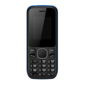 """SF02X IRBIS SF02, 1.77"""" (128x160), 2xSimCard, Bluetooth, microUSB, MicroSD, Black/Blue SF02X"""