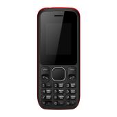 """SF02R IRBIS SF02, 1.77"""" (128x160), 2xSimCard, Bluetooth, microUSB, MicroSD, Black/Red SF02R"""