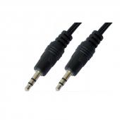 AC35J-007M Кабель аудио mini Jack 3.5mm (M) - mini Jack 3.5mm (M), 0.7m, 5bites (AC35J-007M)