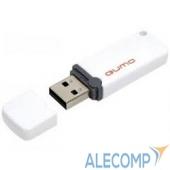 QM16GUD-OP2-white USB 2.0 QUMO 16GB Optiva 02 White QM16GUD-OP2-white