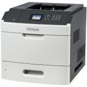 40G0130 Принтер Lexmark MS810dn Лазерный A4, 1200*1200dpi, 52 стр/мин, сеть, дуплекс, 512MБ, лоток 650 л., до 20000стр./мес.