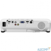 V11H842040 Epson EB-S41 V11H842040 3xLCD, 3300 люмен, 15000:1, 800x600,D-Sub, HDMI, RCA, S-Video, USB