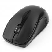 MUSW-320 Gembird MUSW-320, беспроводная мышь, 1000 dpi, 3 кнопки, Черная