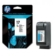 C6625A Cartridge HP 17 к DJ 816C/825C/840C/843C/845C ,color (15ml) C6625A