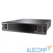 "64111B4 Lenovo TopSeller Storage E1024 SFF Disk Expansion, no interface cable, noHDD 2,5"" SAS (up to 24), 2x595W p/s"