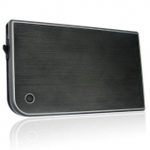 "118417 Мобильный корпус для HDD 2.5"" AgeStar 3UB2A14, USB3.0, алюминий, Black"