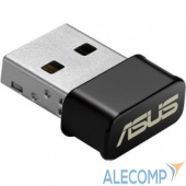 USB-AC53NANO ASUS USB-AC53 NANO Wi-Fi-адаптер 802.11a/b/g/n/ac 867 Мбит/с