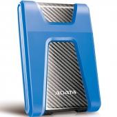 "AHD650-1TU31-CBL 1.0Tb ADATA Durable HD650 AHD650-1TU31-CBL, 2.5"", USB3.1, Blue"