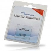 CL-MP-1C Термоинтерфейс Coollaboratory Liquid MetalPad CL-MP-1C, 1 пластина для CPU (38x38 мм)