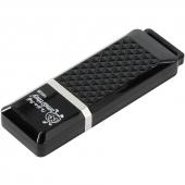 SB16GBQZ-K Smartbuy USB Drive 16Gb Quartz series Black SB16GBQZ-K