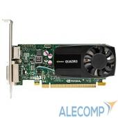 J3G87AA Graphics Card NVIDIA Quadro K620, 2GB, 1xDual link DVI-I, 1хDisplayPort(1xDisplayPort-> DVI Adapter) PCI-E x16 (Z240 SFF/Tower, Z440, Z640, Z840)