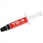 186809 Термопаста Thermaltake TG-4 Thermal Grease (CL-O001-GROSGM-A)