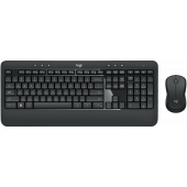 920-008686 920-008686 Logitech Wireless Desktop MK540 (Keybord&mouse), Black, 920-008686