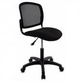 CH-1296NX/BLACK Кресло CH-1296NX/BLACK спинка сетка черный сиденье черный