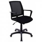 CH-498/TW-11 Кресло CH-498/TW-11 спинка сетка черный сиденье черный TW-11