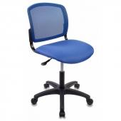 CH-1296NX/BLUE Кресло CH-1296NX/BLUE спинка сетка синий сиденье темно-синий