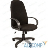 00000049 Офисное кресло РК 179 JP 15-2 (Обивка: ткань JP цвет - черный)