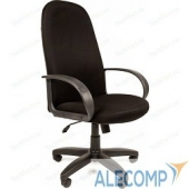 00000007 Офисное кресло РК 179 TW-11 (Обивка: ткань TW цвет - черный)