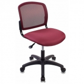 CH-1296NX/CHERRY Кресло CH-1296NX/CHERRY спинка сетка темно-бордовый сиденье бордовый