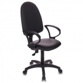 CH-1300/OR-16 Кресло CH-1300/OR-16 черный Престиж+ искусственная кожа