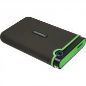 TS1TSJ25M3G 1.0Tb Transcend Portable HDD StoreJet 25M3G (TS1TSJ25M3G), USB3.1, Милитари зеленый