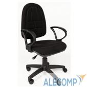 7013807 Офисное кресло Chairman Престиж Эрго      С-3 черный (7013807)