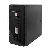 6120740 MiniTower InWin ENR030 Black U3.0*2+A(HD) mATX (без блока питания) 6120740