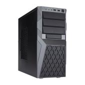 6120648 Midi Tower InWin BW138 Black U3.0*2+A(HD)+FAN (без блока питания) 6120648
