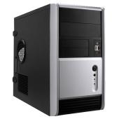 6120744 Mini Tower InWin EMR006 RB-S450HQ7-0 H U2.0*2+A(HD) mATX Black 6120744